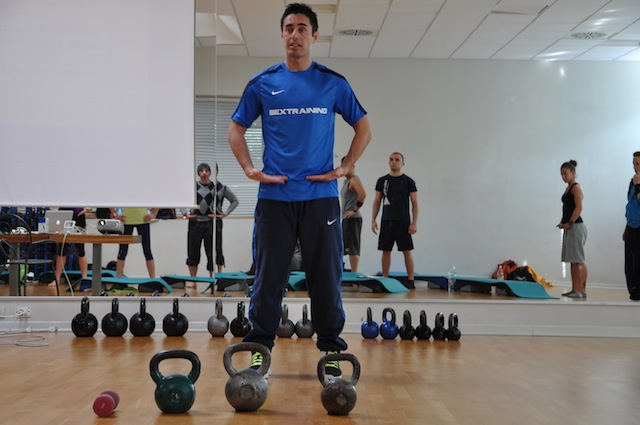BEXT Kettlebell Workshop
