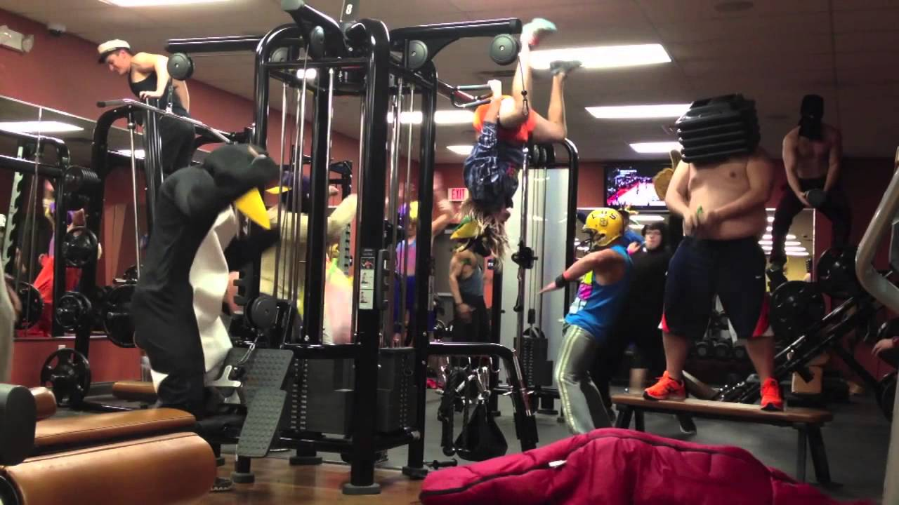 Il fenomeno Harlem Shake nei fitness club