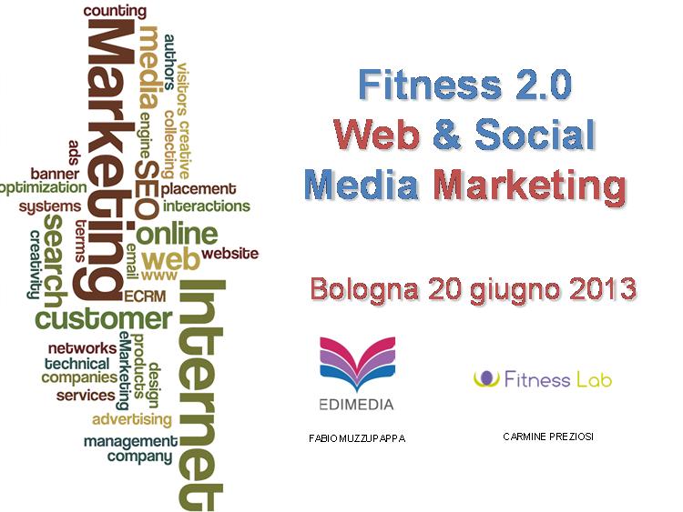 """Primo seminario """"Fitness 2.0"""" organizzato da Fitness Lab"""
