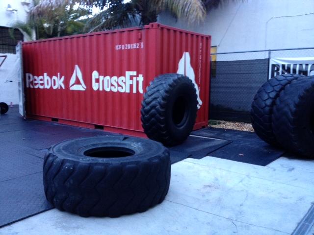 Il diario di Gabriella: Reebok Crossfit Miami Beach