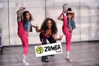Zumba presenta i programmi per bambini. Il 26 settembre in anteprima alla Skorpion di Milano.