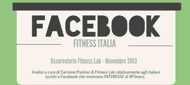 Chi sono e quanti sono i fan italiani del fitness su for Quanti sono i deputati italiani