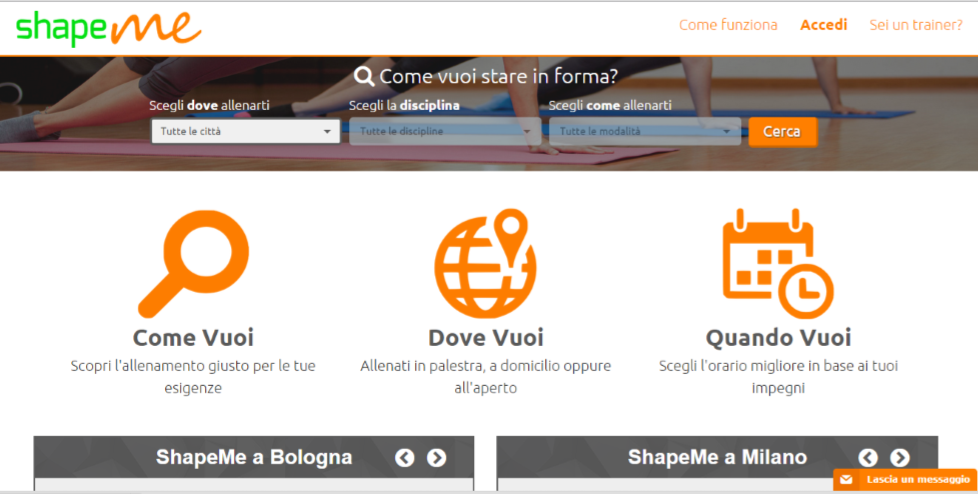 ShapeMe lancia il blog ShapeMag