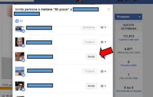 incrementare like facebook