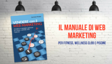 manuale web marketing fitness wellness