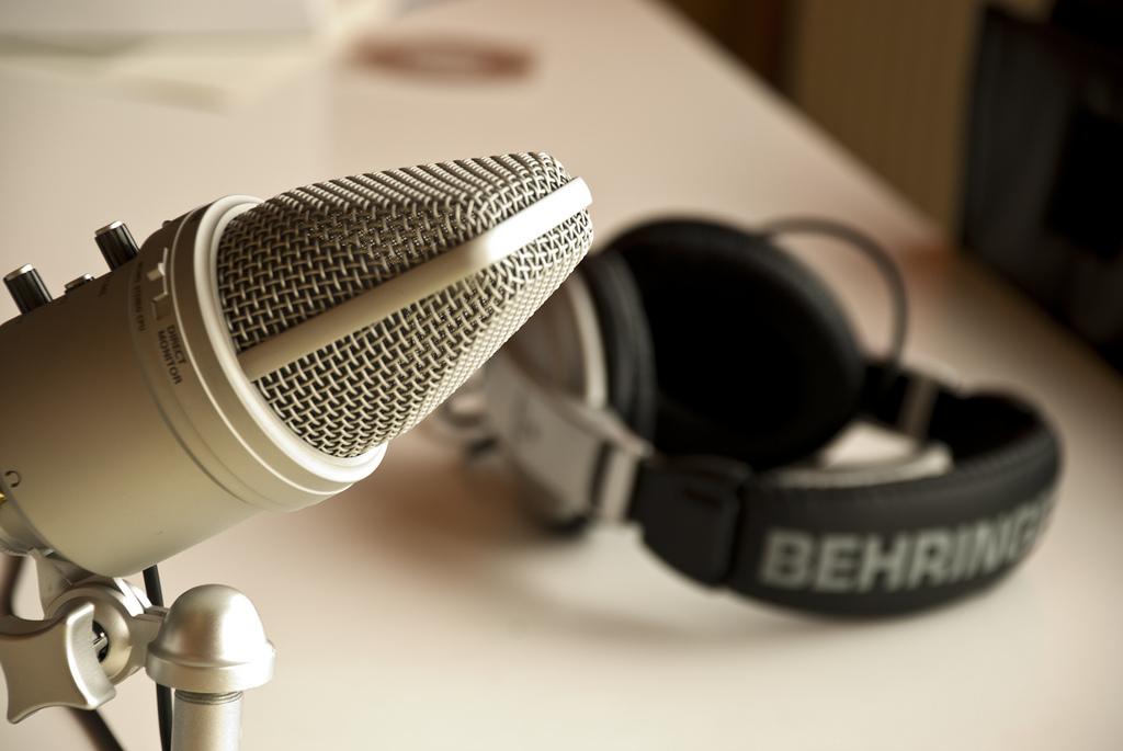 Podcast: cosa sono e come possono tornare utili nel fitness