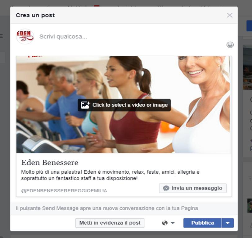 messaggi facebook
