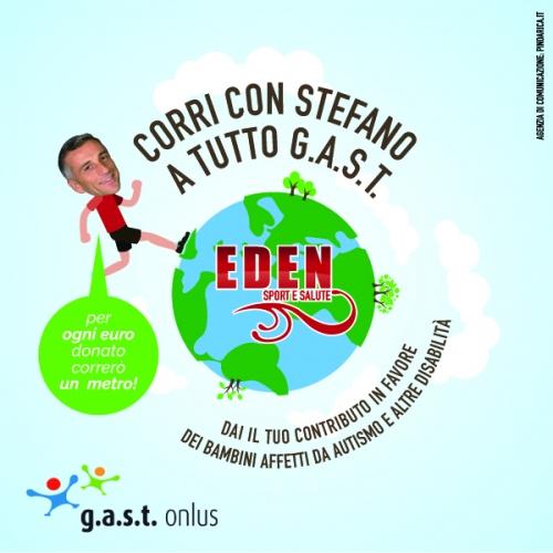 Corri con Stefano Fontanesi a tutto GAST!