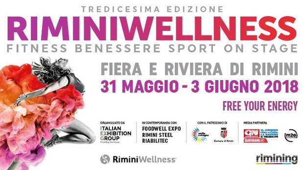 Rimini Wellness 2018: tutte le info per partecipare