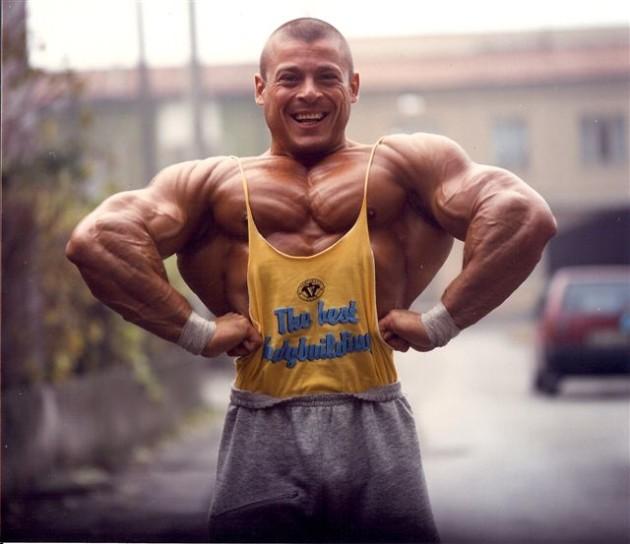 Il bodybuilding di Pier Venturato