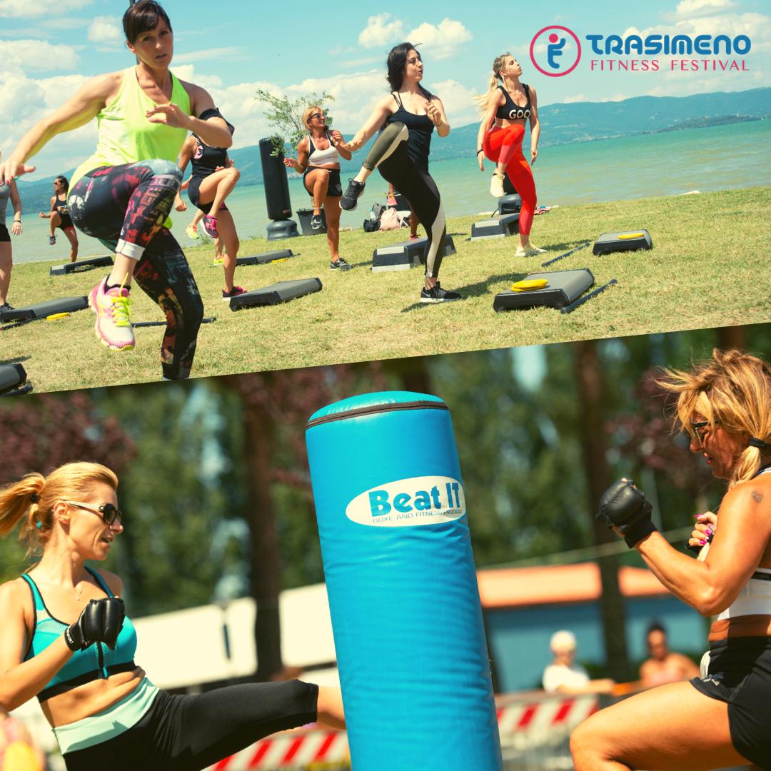 Trasimeno Fitness Festival: l'evento di fitness più spettacolare!