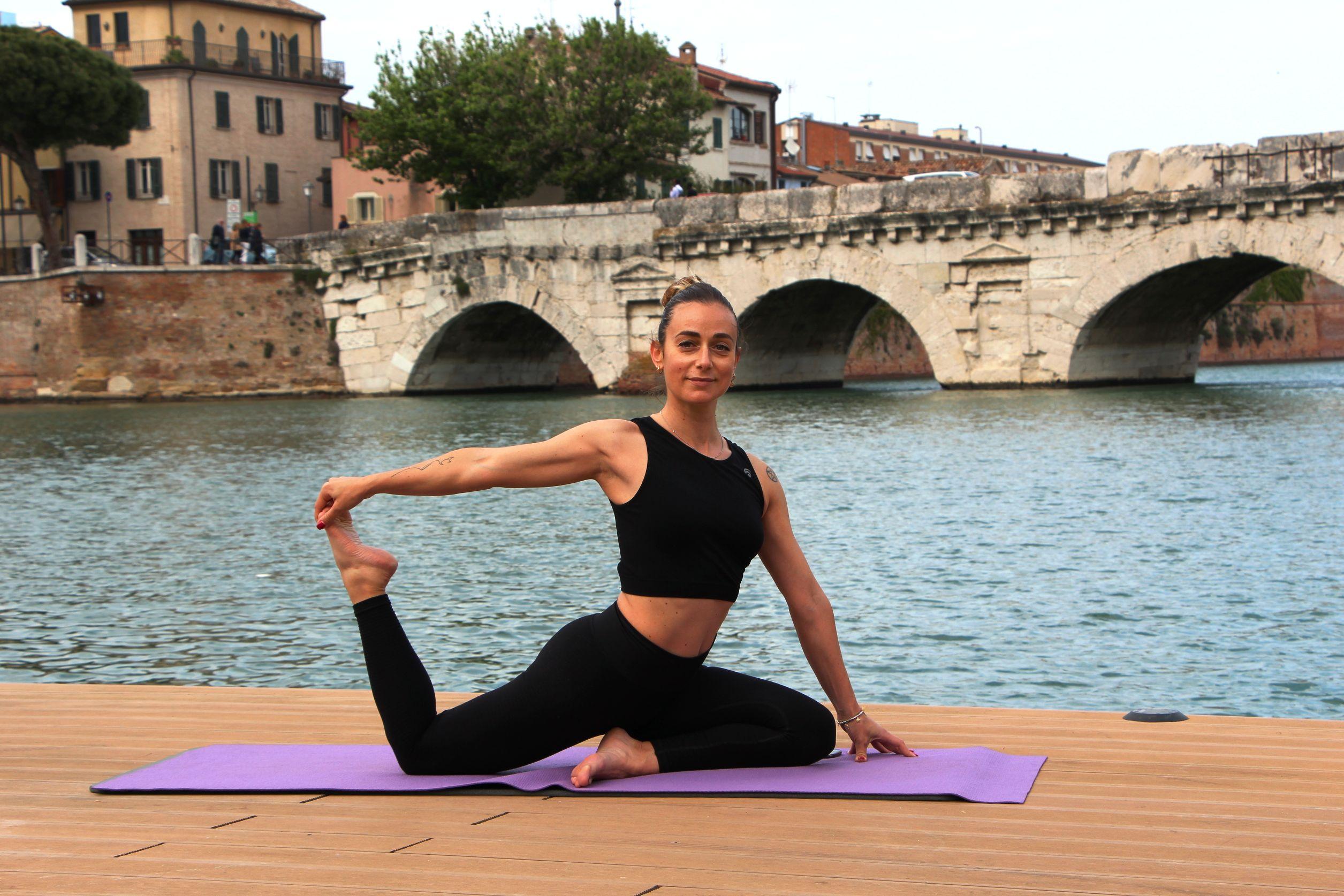 Yoga&Fit: i benefici dello Yoga unito all'allenamento Funzionale.