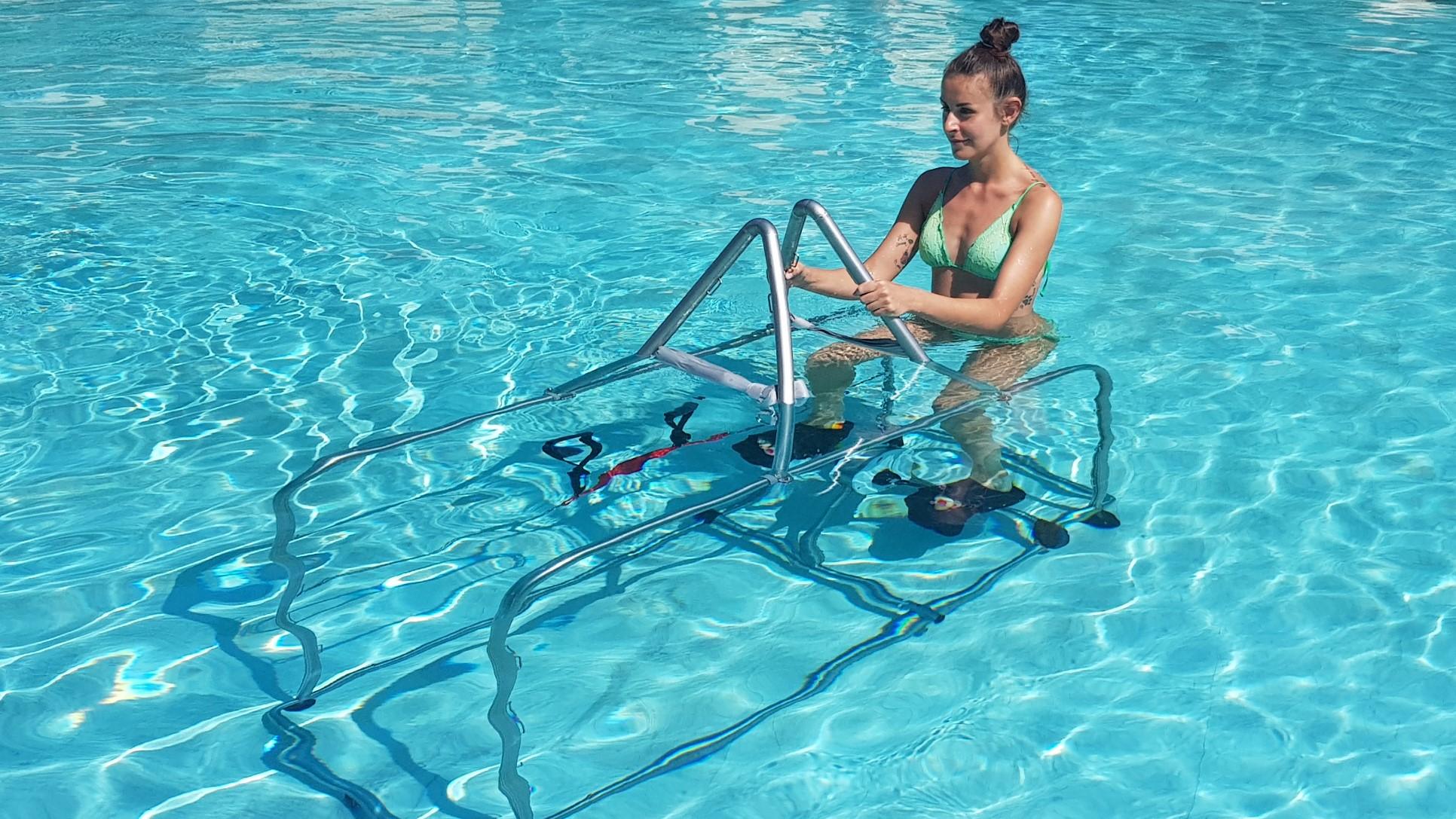 Non corsi ma per-corsi: la soluzione per una piscina redditiva