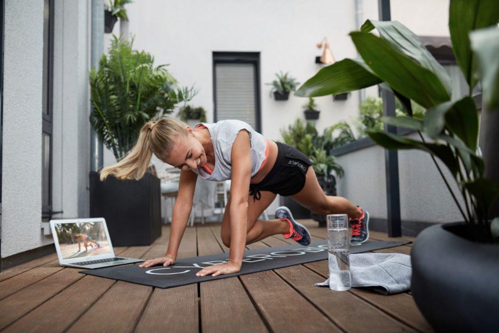 app allenamento a casa
