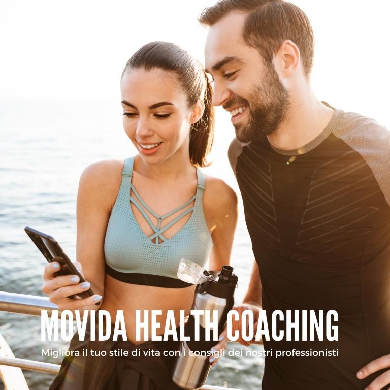Movida Health Coaching: il programma che fa bene a clienti e palestra.